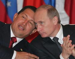 Chavez & Putin