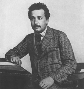 Early Einstein