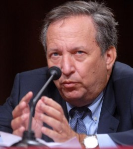 Lawrence Summers wants to give U.S. jobs to India