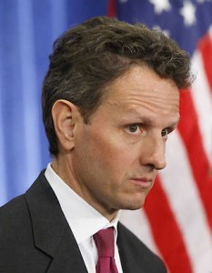 Tax Dodger Tim Geithner