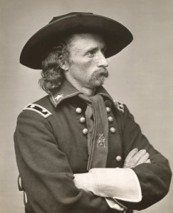 Lieutenant Colonel George Armstrong Custer
