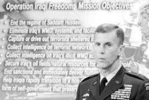 Daring General Stanley McChrystal