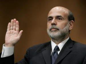 Ben Bernanke - Spin Doctor