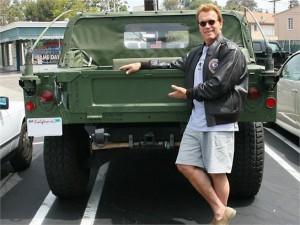 Arnold Schwarzenegger again