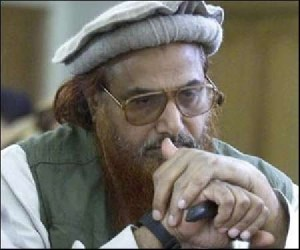 Hafiz Saeed, head of al Qaeda-linked Lashkar-e-Taiba