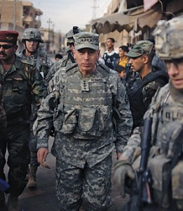 "Petraeus - war ""for the rest of our lives"""