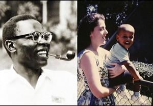 Obama's parents, Barack Hussein Obama Sr. & Stacey Ann Dunham