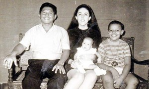 Lolo, Ann Dunham, Maya & Obama