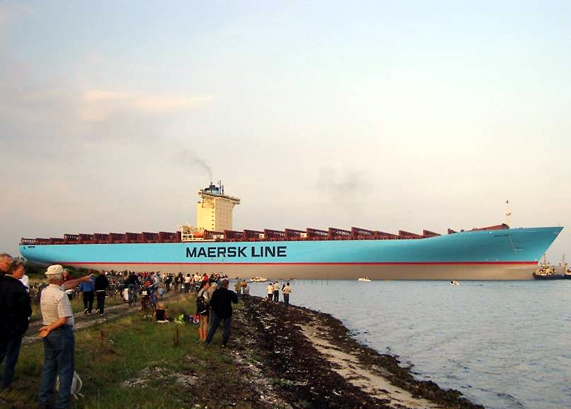 The Emma Maersk