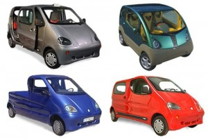 Tata air cars