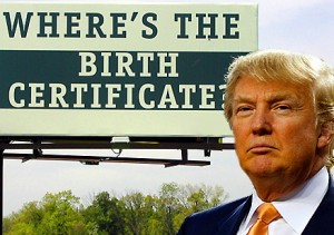 Donald Trump WAS born in the USA!