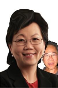 Helen Yeo & Yeo Cheow Tong