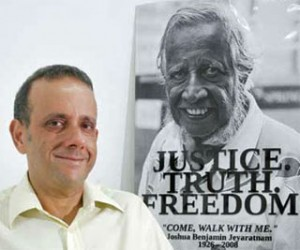 Kenneth Jeyaretnam and J. B. Jeyaretnam