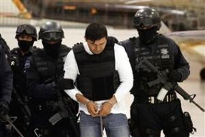 Zeta drug cartel cofounder, El Mamito, received thousands of Holder's guns