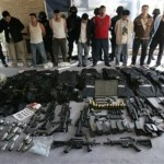 Los Zetas and US weapons