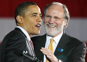 Jon Corzine (right) - the next Bernie Madoff?