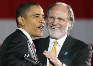 Jon Corzine (right) - the next Bernie Madoff?