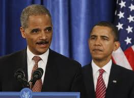 Eric Holder and friend - Drug Lords?