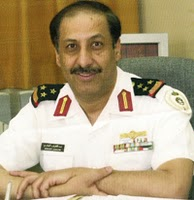 Abdulateef Al-Mulhim, Commodore, Royal Saudi Navy (Retired)