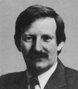 Lobbyist Bruce Morrison