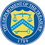 U.S. Department of Treasury logo