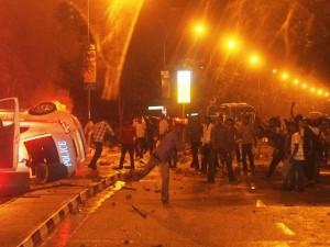 December 8, 2013 Singapore Riot