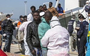 Investigating migrants from the Christian murder ship