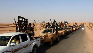 ISIS Ramadi Victory Parade - Undefended and not Bombed by the US. Why?