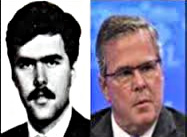 Jeb Bush - Before and After