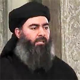 ISIS Leader Al-Baghdadi